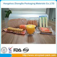 Food And Beverage Plastic Packaging Stretch