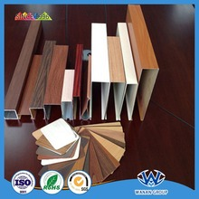 Aluminium powder coating