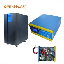 High quality german made inverters with PWM solar charge controller
