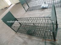 Live animal wire trap cage ( Mouse,Rabbit,Squirrel,Fox,Raccoon)