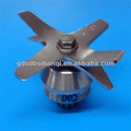 Popular commercial blender blade assembly, 420 blade replacement for heavy duty blender part