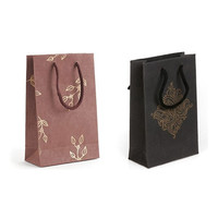 Customised paper small products packaging bags
