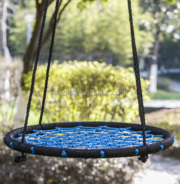 Children Net Tree Hanging Outdoor Swing Chair