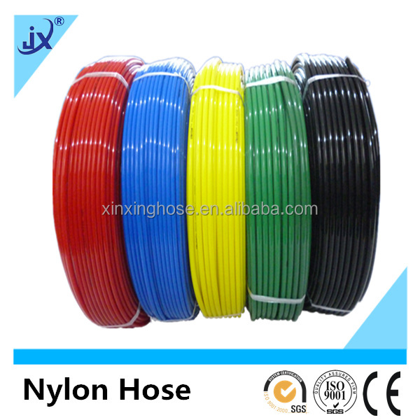 high pressure flexible air nylon <strong>tube</strong>/hose supply by factory
