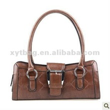 OEM 2012 fashion latest Europe style ladies leather handbags wholesale