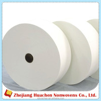 100% Polyester Material and Nonwoven Technics non woven fabric