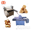 Nougat Cereal Energy Granola Bar Production Line Peanut Candy Making Machine For Sale