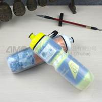 Keep Warm Insulated Plastic Sport Bottle With Aluminium-foil Paper