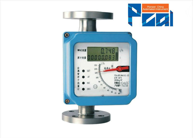 HT-50 Metal Float Flowmeter for acrylic oxygen flowmeter
