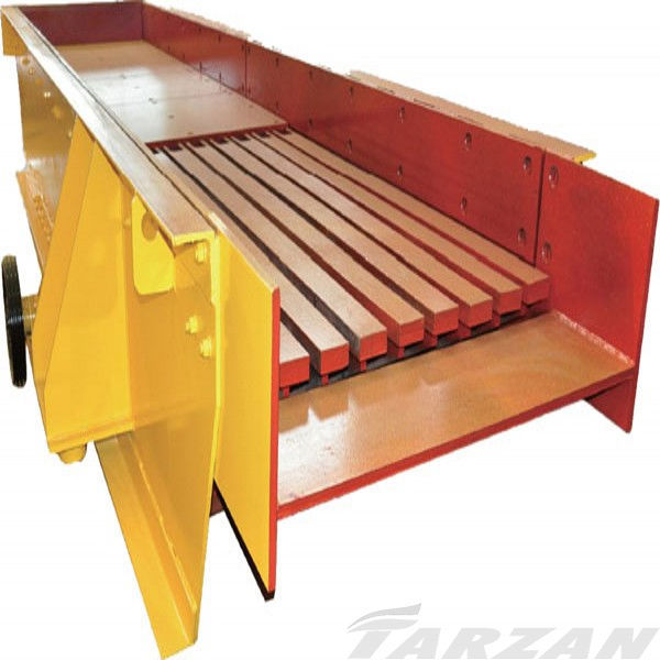 Shanghai Tarzan electromechanical vibrator feeders from Tarzan machinery