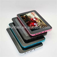 7 inch dual core dual camera A20 Allwinner tablet