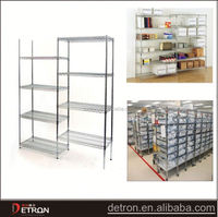 quick assembly whosale supermarket shelf rack