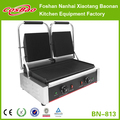 Cosbao electric commercial panini grill wholesale, double commercial commercial electric contact Grill (BN-813)