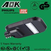 UL DLC TUV-GS CE ROHS IK10 TM21 Street Light Pole Parts to Replace 100-1000W HPS/MHL/HID Lamps