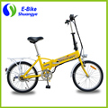 36V e-bike folding cheap electric bike
