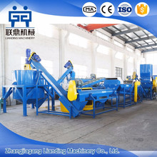 Hot sale waste pet plastic bottle washing recycling machine/line/plant/equipment