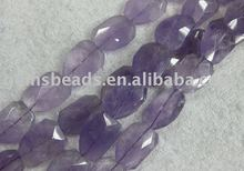 wholesale natural gemstone amethyst faceted beads