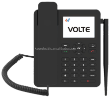 4G LTE Volte Fixed Wireless Desktop Phone (GSM WCDMA CDMA )