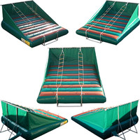 Alibaba trade assuarance rope ladders for sale, inflatable jacobs ladder for sale
