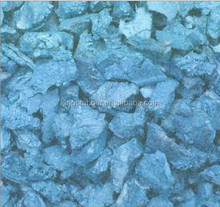 Rooster Rubber Ocean Blue Rubber Mulch 1.5 Cu Ft