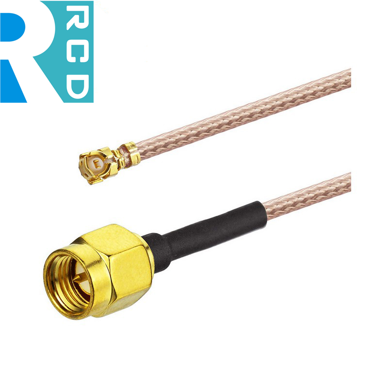 SMA Antenna cable/RF cable assembly/SMA connector cable antenna: SMA female straight with RG178 cable