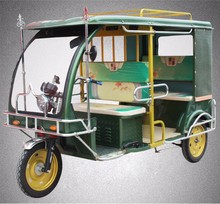 Open Body Type and Electric Driving Type electro-tricycle for passengers