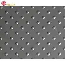 good quality micro multi hole perforated sheet metal panel factory