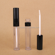 Clear Bottle Empty Cosmetic Container Lip Gloss