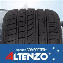 China tyre manufacture since 1983,Altenzo brands new car tires from PDW group