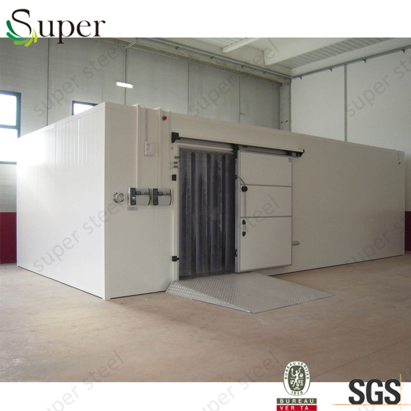 Fireproof Freezer/Cold Storage for Fruits and Vegetables