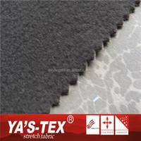 Alibaba China Tear Resistant Polyester Embossed 3 Layer Laminated Stretch Softshell Fabric