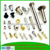 Exported copper tube rivets