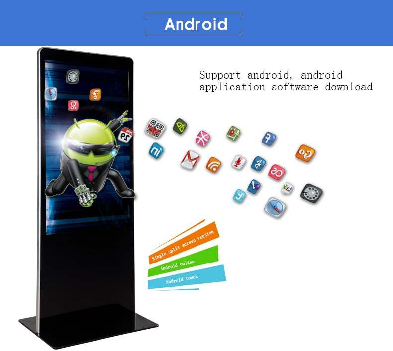 Hot sale 46 inch Android Digital Signage Player