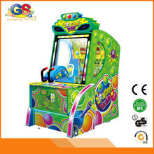 2016 mini kids amusement arcade coin operated electronic ticket eater machine price