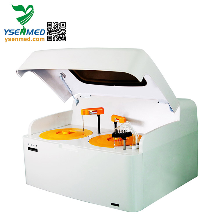 Automatic Blood Chemistry Analyzer Price High Quality Clinical Biochemistry Analyzer