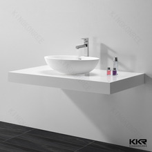 Artificial Stone wash basin toilet,wash basin stand
