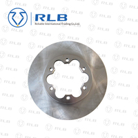 Hot sale hiace china auto parts high quality brake disc rotor 43512-26190