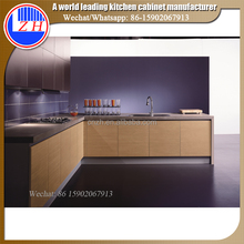 ZH Modular DIY custom PVC Kitchen CABINET Furniture