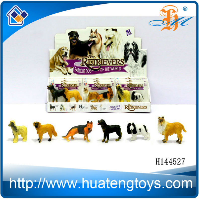 Wholesale cheap plastic zoo animals simulation farm/wild animal for kid