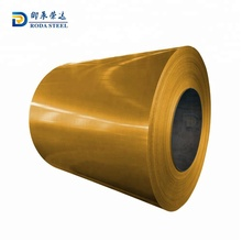 OEM Prepainted GI Steel Coil Color Coated Galvanized Steel Sheet In Coil