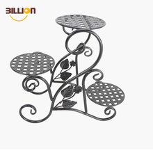 High Quality Garden Home decor Iron Flower Stand