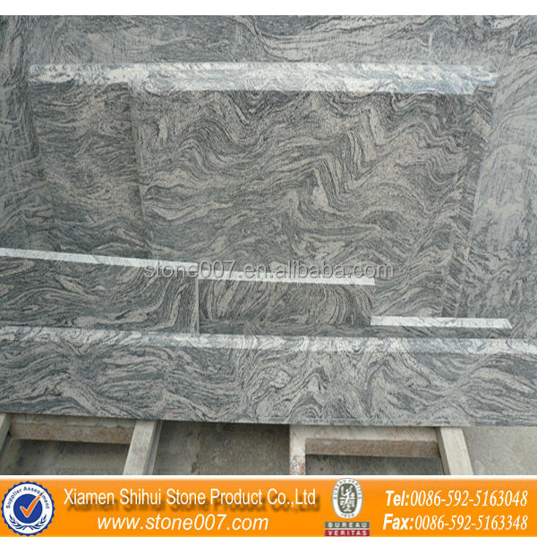 Natural Wave Sand Granite Tile