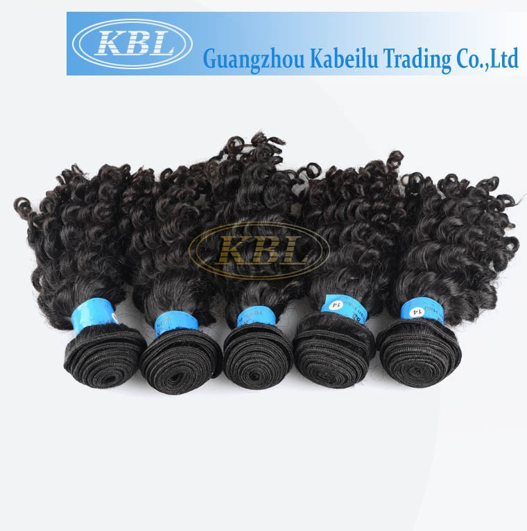 afro kinky curly peruvian hair
