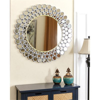 Hot Sales Handmade Round Venice framed Wall Decorative Mirror for home decoration