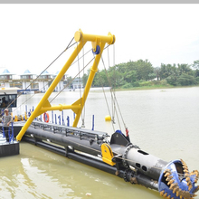 China Portable Cutter Head Suction Dredger