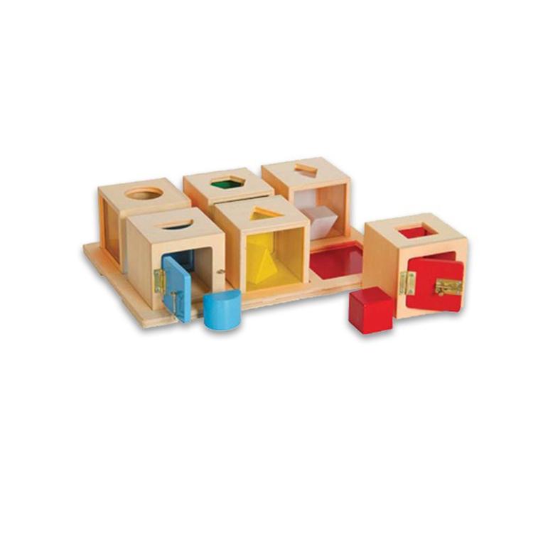 Children Daycare Early Teaching Montessori Material Wooden Toys