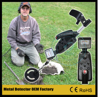 Hot Sale High Quality And High Sensitivity Metal Detector Sale MD-2500 Metal Detector For Gold And Silver