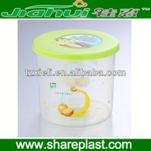Snack Storage Container With Lid Plastic Snacks Storage Box