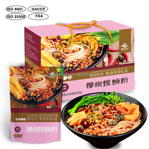 Delicious &Quality Liuzhou river snail rice noodle