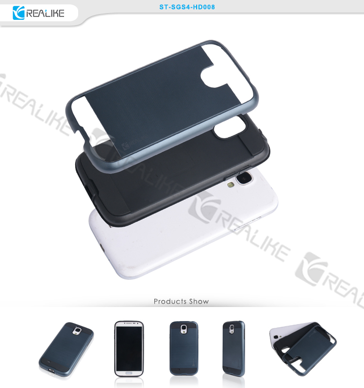best quality new flip battery case cover for samsung galaxy s4 mini i9190